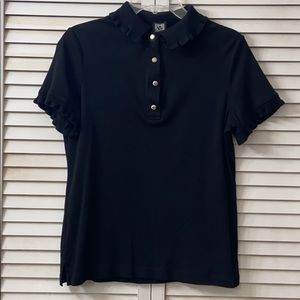 Anne Klein polo shirt.